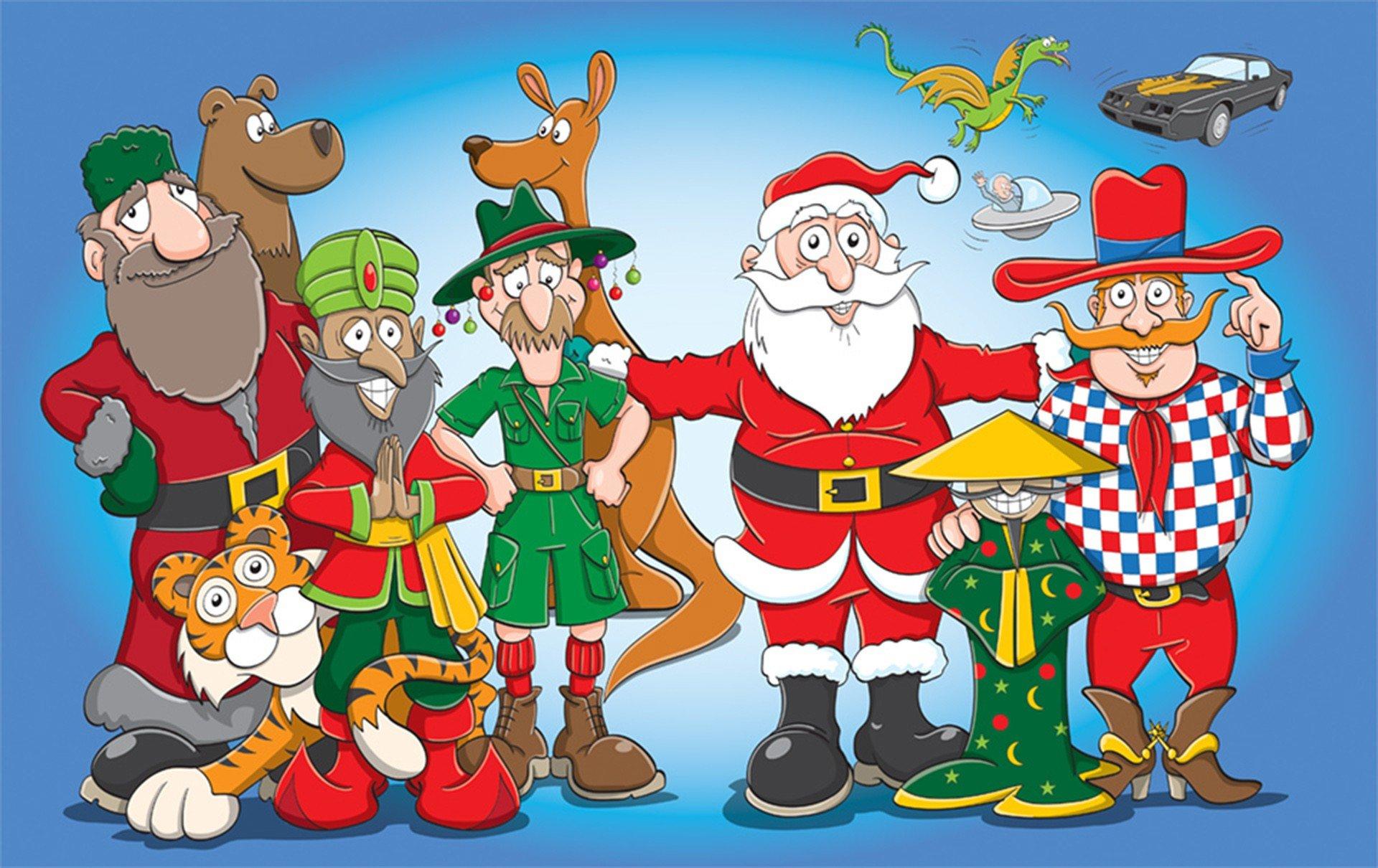 The Santa Corps